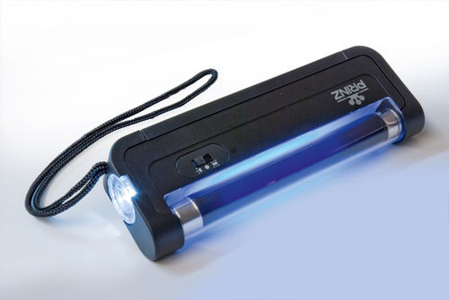 Prinz Longwave Ultra Violet lamp - battery
